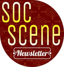 Soc scene newsletter label