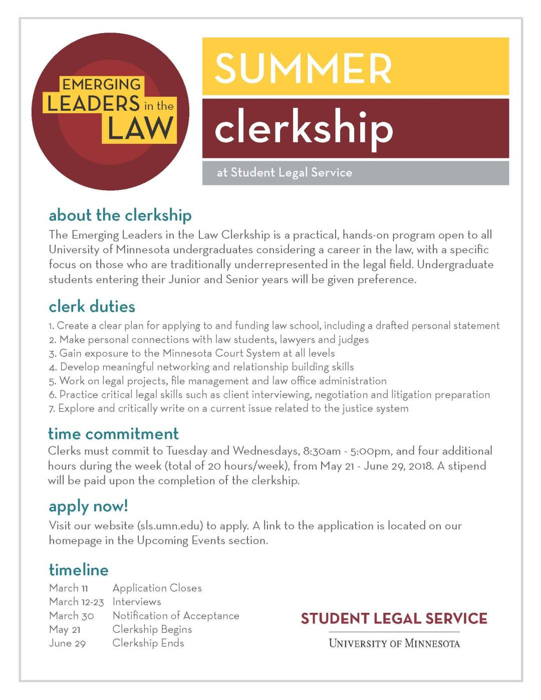 Emerging Leaders Clerkship Announcement.jpg